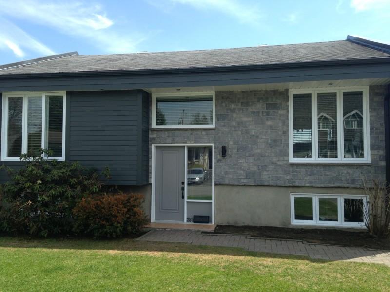 Rnovation maison extrieur avant aprs renovation maison - Maison renover avant apres ...