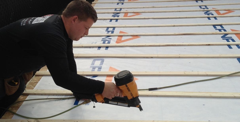 Rénovation Garage Québec